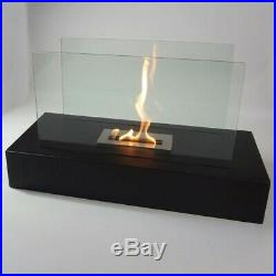 RCR International Indoor Outdoor Tabletop Fire Pit Bio-Ethanol Fireplace, NEW