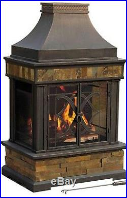 Sunjoy Outdoor Fire Place 56 Corrosion Resistant Bottom Scuff Protectors Steel
